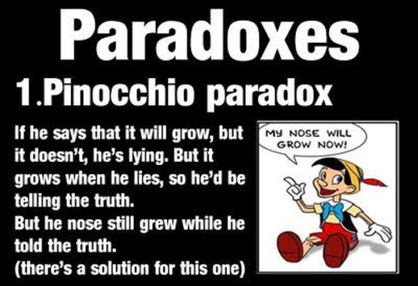 Paradoxes (5 pics)