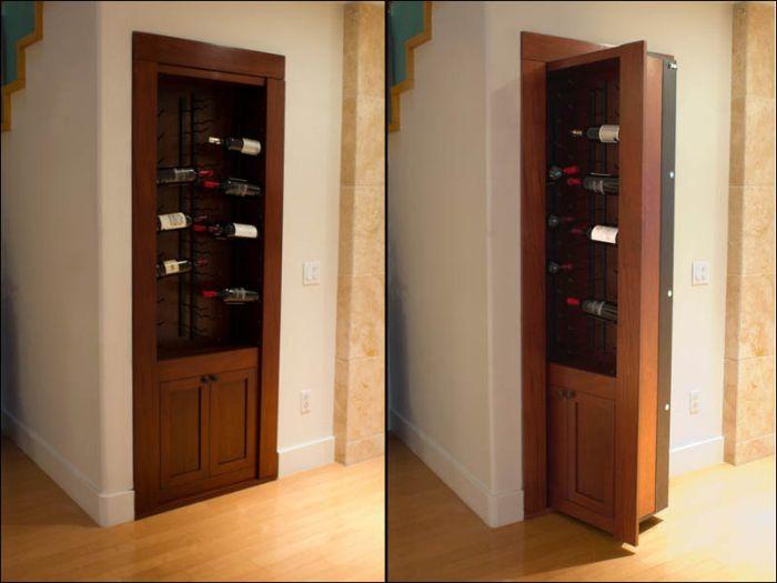 Secret Rooms. Part 2 (25 pics)
