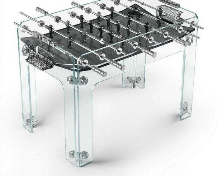 Coffeetable + Foosball Table by Teckell (74 pics)