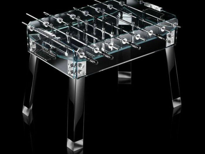 Coffeetable + Foosball Table by Teckell (74 pics)