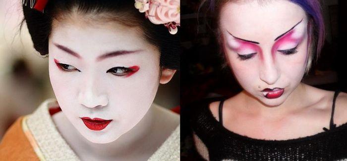 Bizarre Make Up (51 pics)