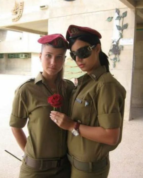 Girls Of Israel Army Forces Part 3 70 Pics-5249
