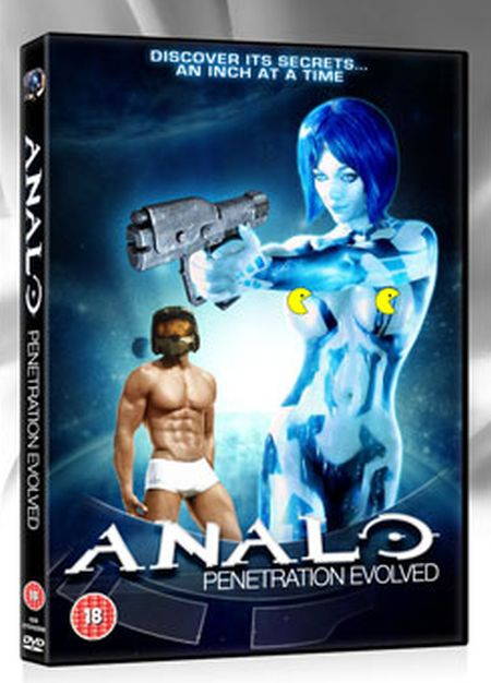 Video Game Porn Titles (9 pics)