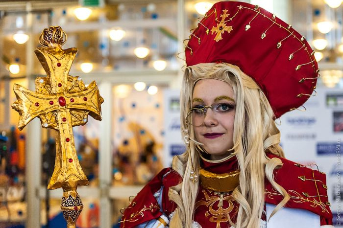 Cosplay from Russia (33 pics)