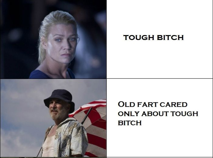 How I see The Walking Dead Characters (6 pics)