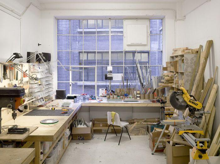 Work Spaces (70 pics)