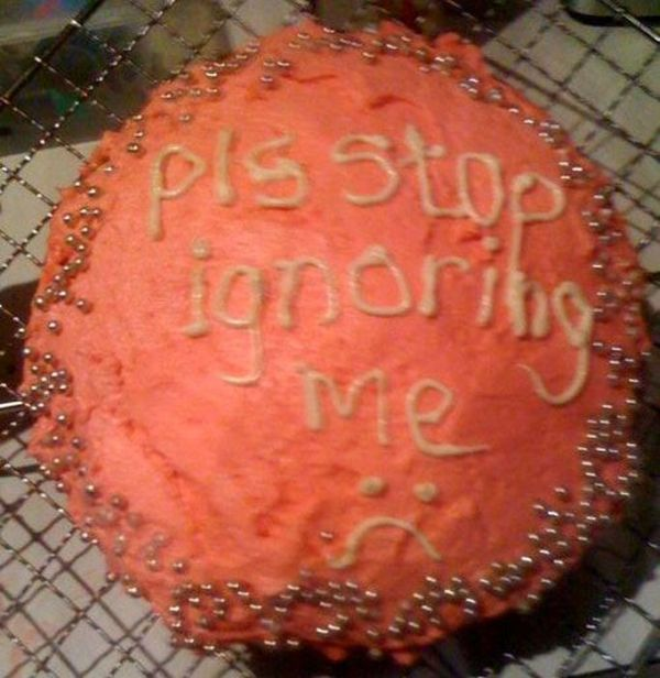 Cake Messages (21 pics)