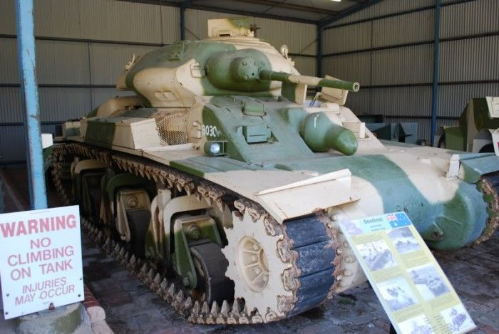 Funny Looking Sentinel Tank (3 pics)