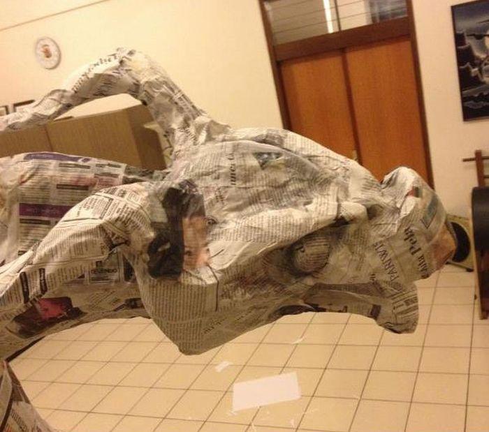 DIY Dragon (24 pics)