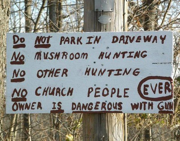 WTF Signs. Part 21 (37 pics)