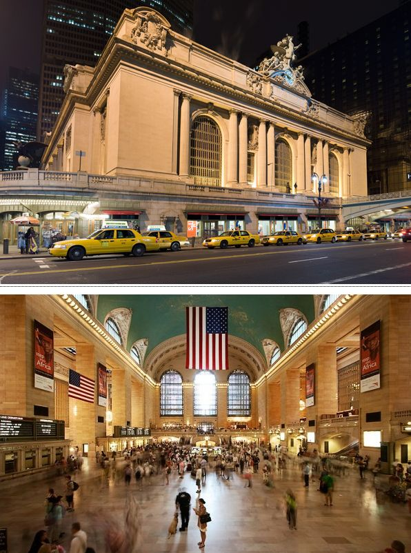 The Most Beautiful Train Stations in the World (10 pics)