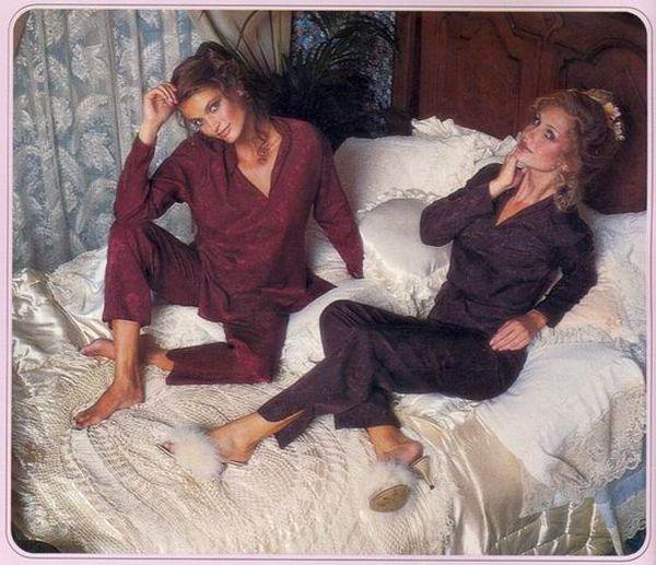 Victoria's Secret Models in 1979 (23 pics)