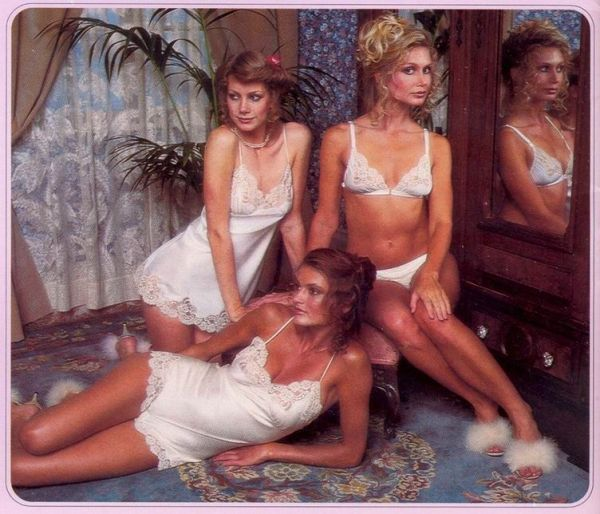 Victoria's Secret Models in 1979 (23 pics)