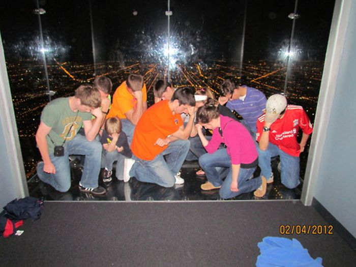 Tebowing (75 pics)