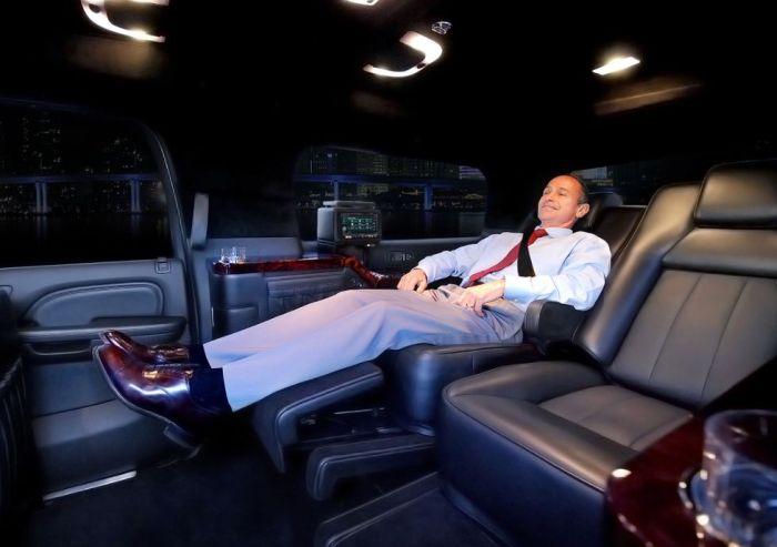 Becker Cadillac Escalade ESV (22 pics)