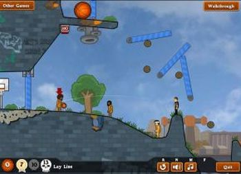 Basket Balls – Level Pack