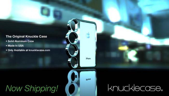 iPhone Case for Self-Defense (6 pics)