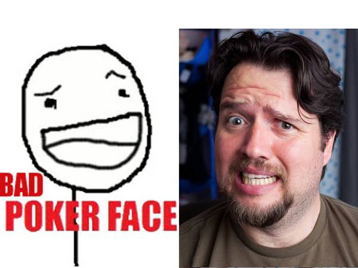 One Guy's Attempt at Rage Faces (24 pics)
