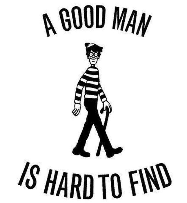 essay find good hard man