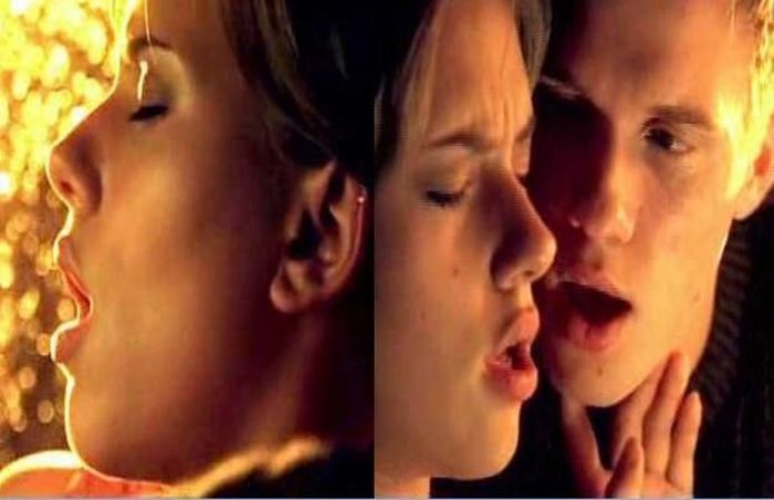 big tits st school