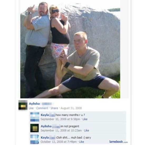Funny Facebook Moments (28 pics)