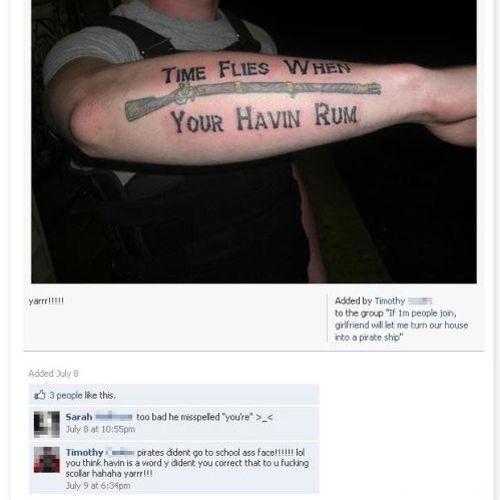 Funny Facebook Moments (28 pics)