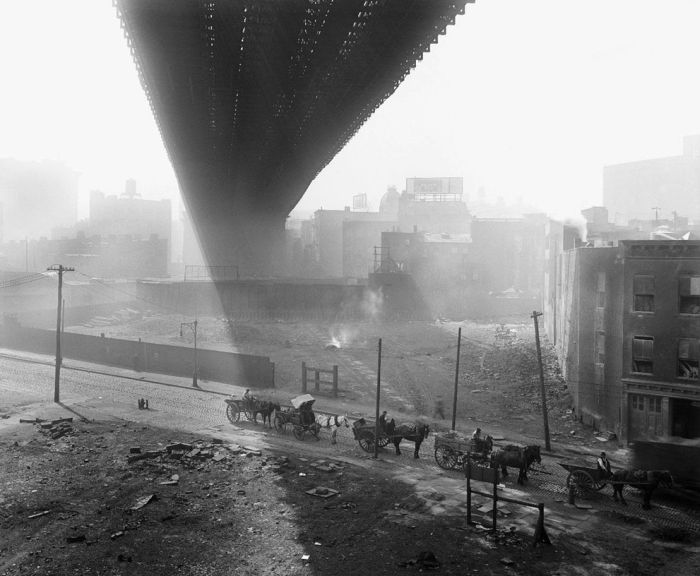 Historic Photos From the NYC Municipal Archives (52 pics)