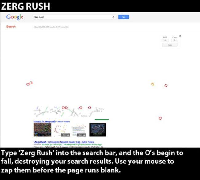 Google Secret Commands (9 pics)