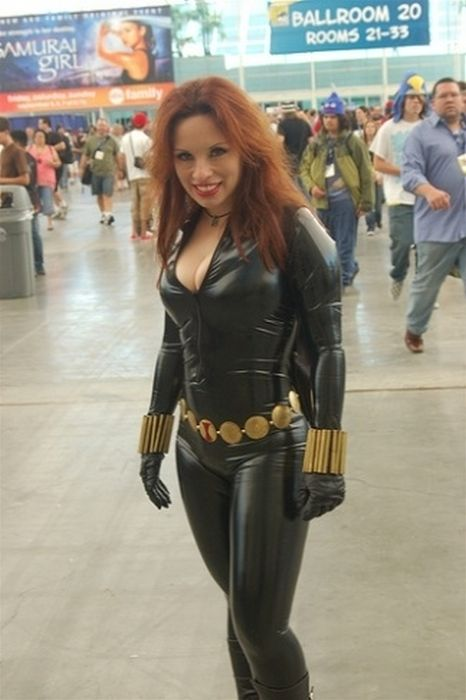 Black Widow Cosplay Girls (21 pics)