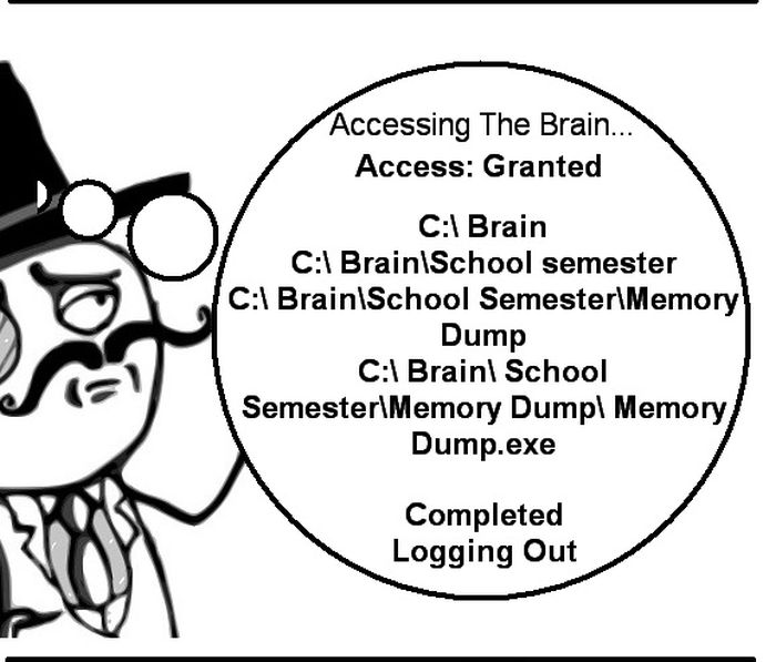 It Happens to All Students After Exams (8 pics)