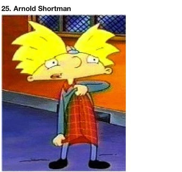Real Names of Cartoon Characters (25 pics)