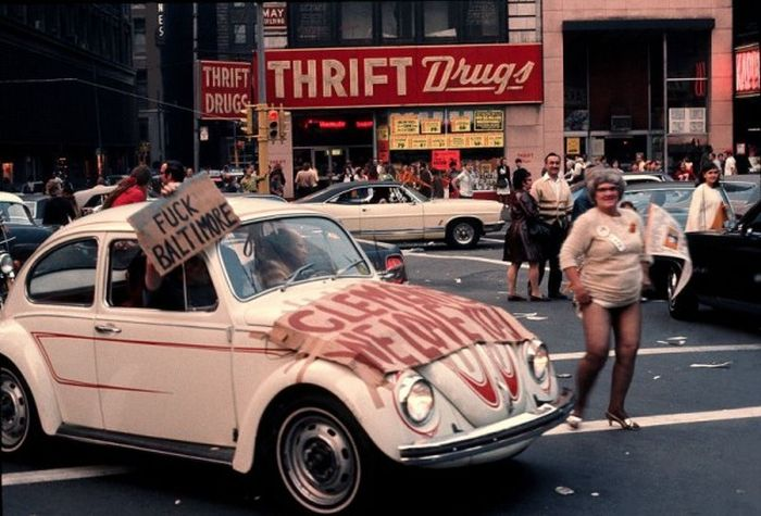 USA in Seventies (34 pics)