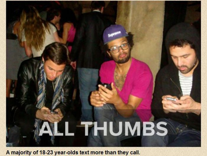 What Your Phone Usage Says About You (10 pics)