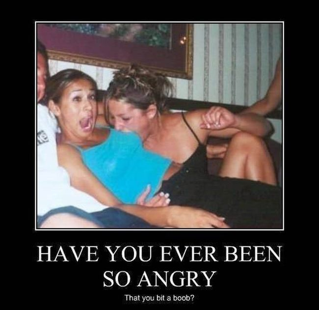 Have You Ever Been so Angry Demotivational Posters (19 pics)