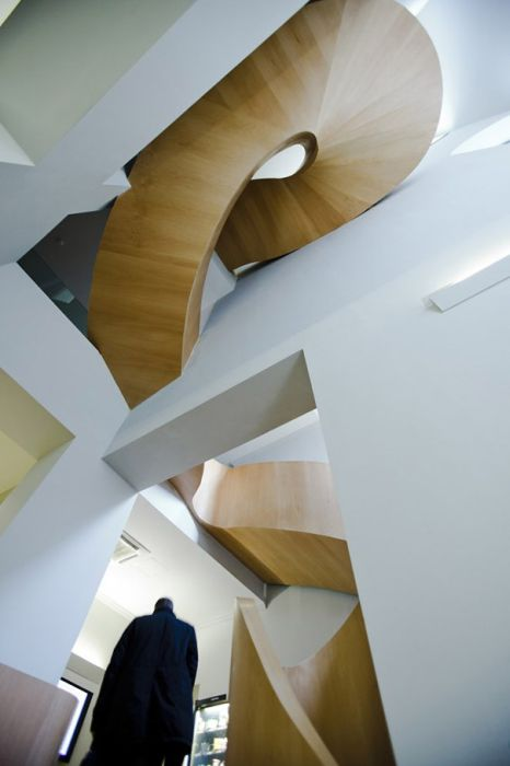 Creative Staircase Designs (39 pics)