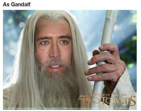 Nicolas Cage Can Play Everyone (28 pics)