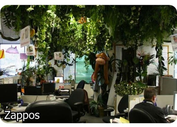 Awesome Offices (16 pics)
