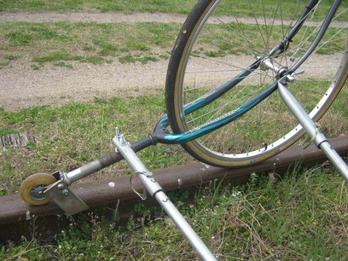 Rail Bike (5 pics)