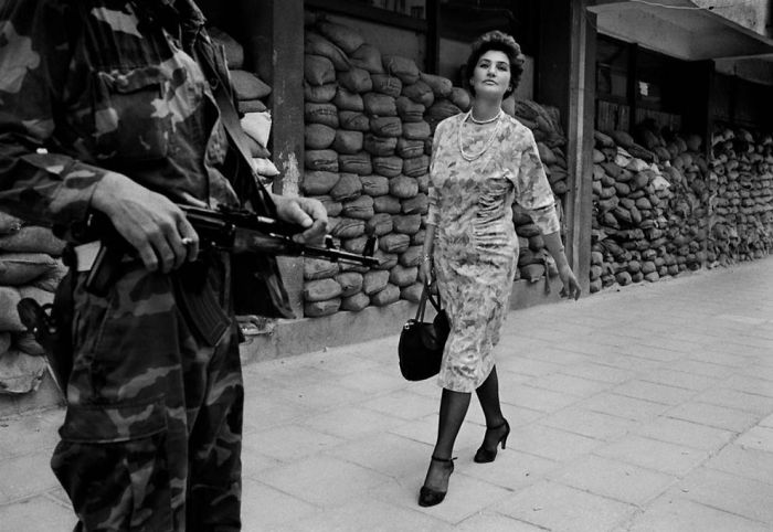 People of Sarajevo Then and Now (24 pics)