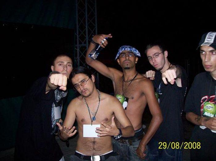 Funny Wannabe Gangstas (37 pics)