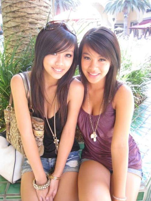 Sexy Asian Teen Girls Naked
