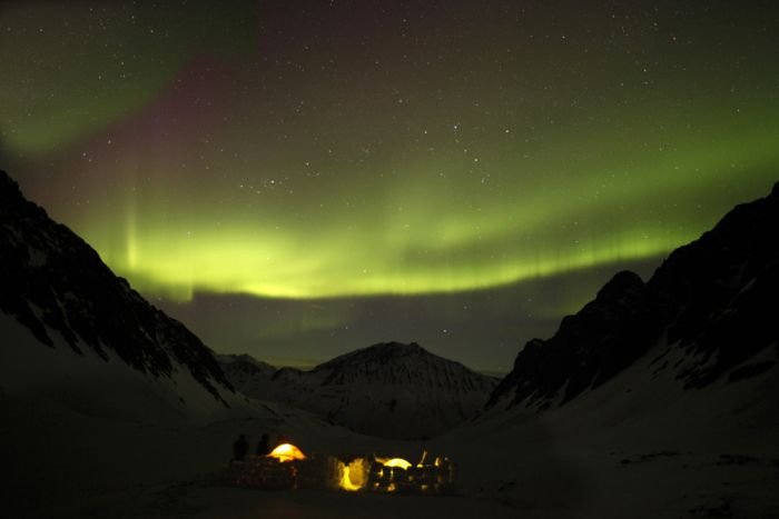 Beautiful Auroras (14 pics)