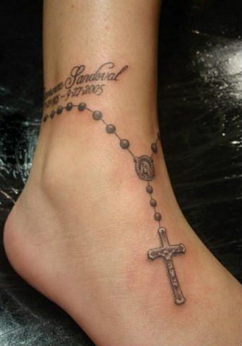 Girls Copying Nicole Richie Foot Tattoo (63 pics)