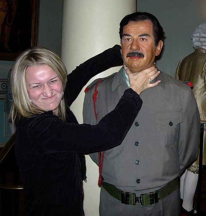 Wax Dictators (10 pics)