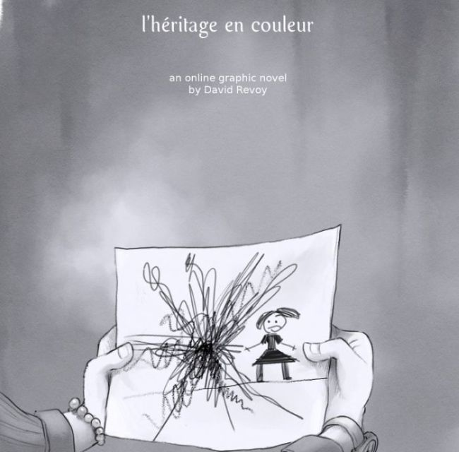 Online Graphic Novel by David Revoy (11 pics)