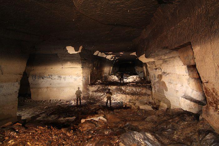 French World War I Bunker (17 pics)