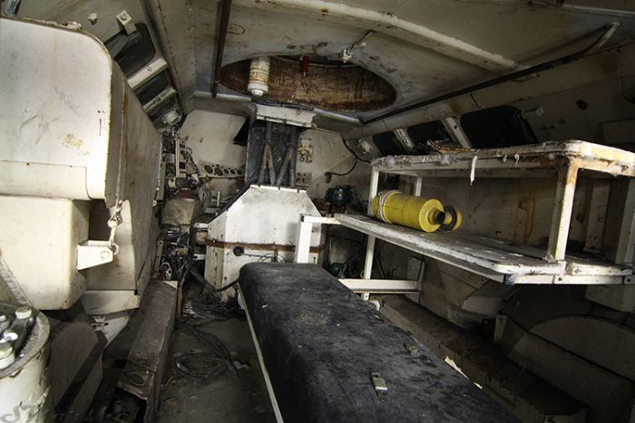 French World War I Bunker (17 pics)