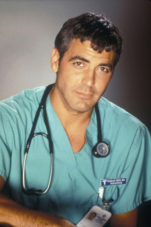 George Clooney Aging Timeline (51 pics)