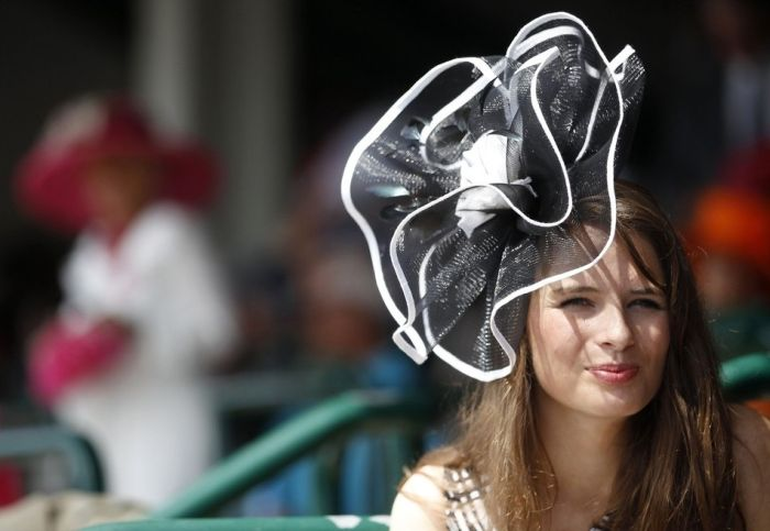 Kentucky Derby Hats (27 pics)