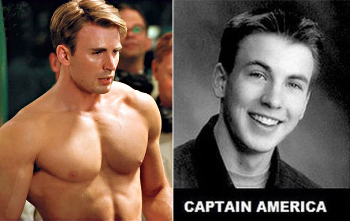 When Avengers Were Young (6 pics)
